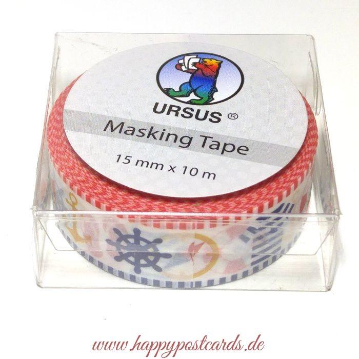 washi tape maritim washi tape masking tape ursus. Black Bedroom Furniture Sets. Home Design Ideas