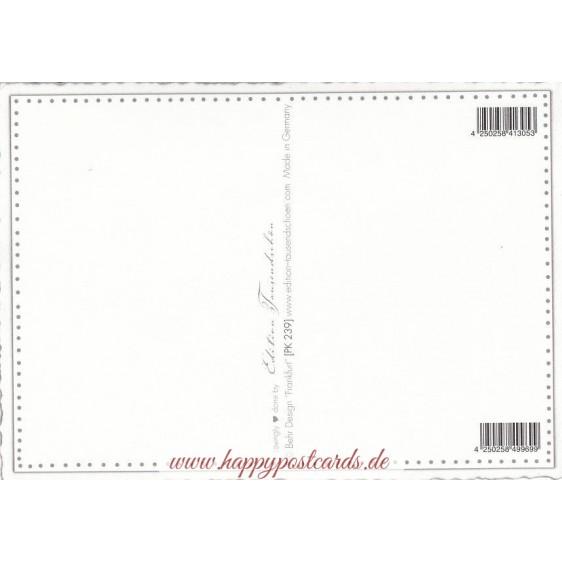 Frankfurt 2 - Tausendschön - Postkarte