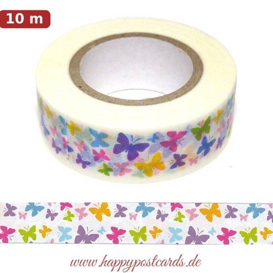 Schmetterlinge - Washi Tape - Masking Tape