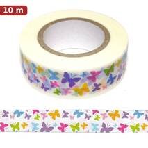 Butterflies - Washi Tape - Masking Tape