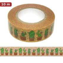 Kakteen - Washi Tape - Masking Tape