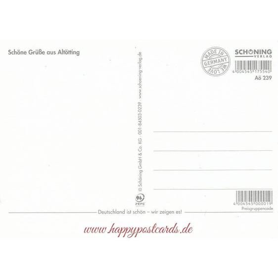 Altötting - Chronicle - Viewcard