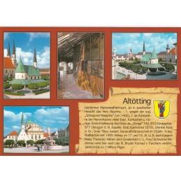 Altötting - Chronicle - Viewcard