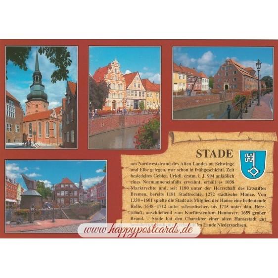 Stade - Chronikkarte