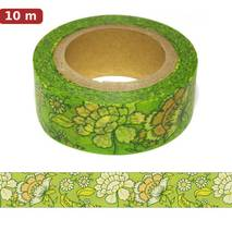 Blumenbordüre 3 Washi Tape - Masking Tape