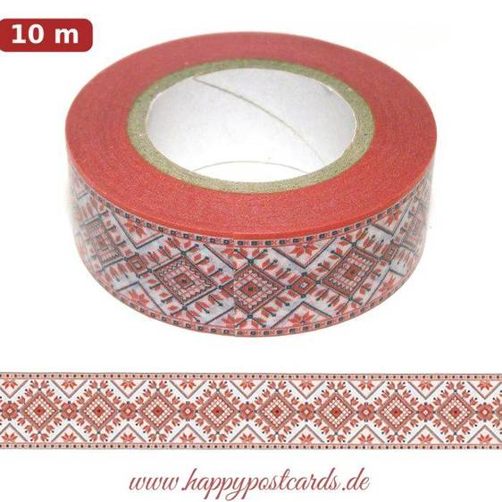 Bordüre 3 - Washi Tape - Masking Tape
