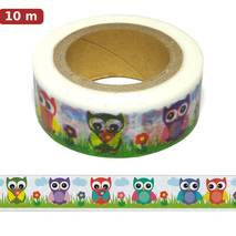 Owl Washi Tape - Masking Tape