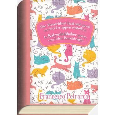 Petrarca Cats - BookCARD