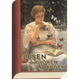 Die Lesende - BookCARD