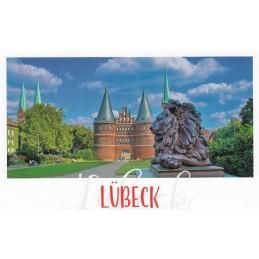 Lübeck Holstentor - HotSpot-Card