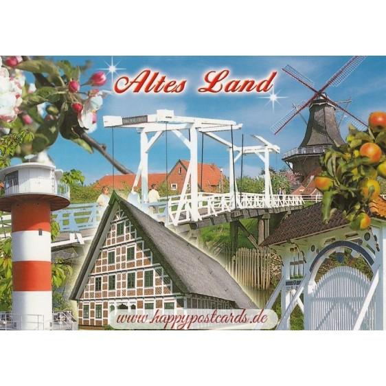 Das Alte Land - Postcard
