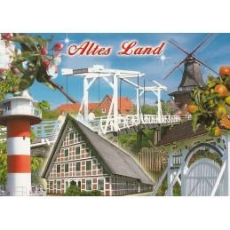 Das Alte Land - Postkarte