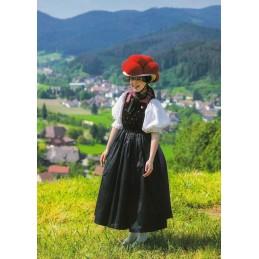 Trachten Schwarzwald 2 - Ansichtskarte