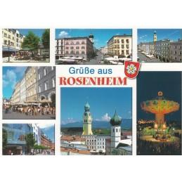 Rosenheim - Ansichtskarte
