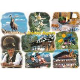 Schönes Bayern - Ansichtskarte