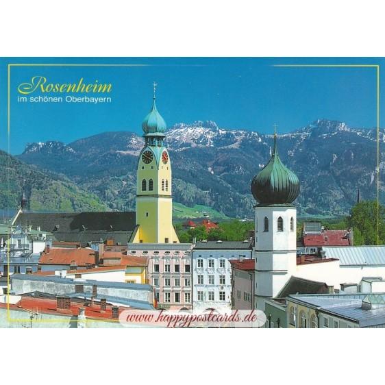 Rosenheim - Viewcard
