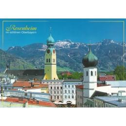 Rosenheim 2 - Ansichtskarte