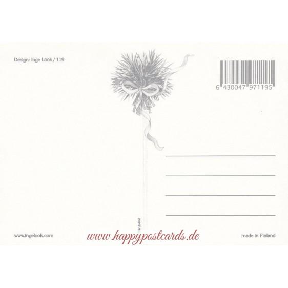 119 - Blaumeisen - Löök Postkarte