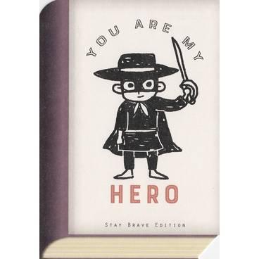 Hero - BookCARD