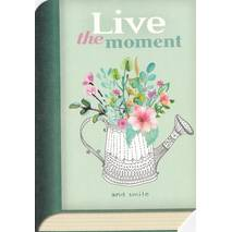 Live the moment - BookCARD