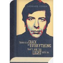 A crack in everything - BookCARD
