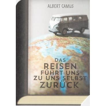 Camus Reisen - BookCARD
