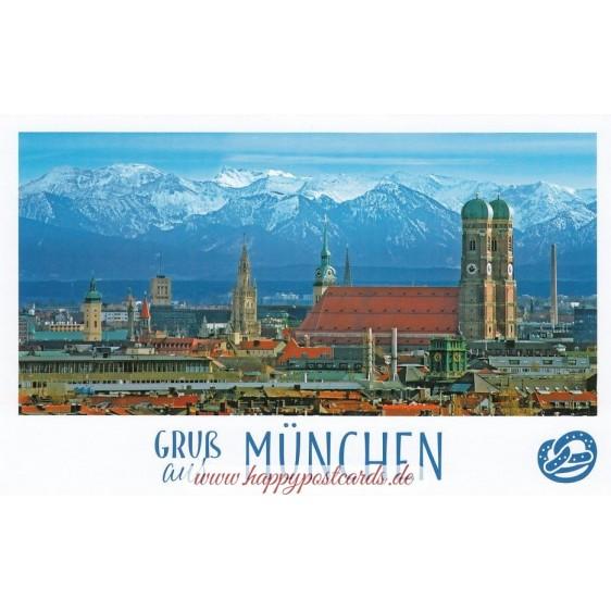 Munich - HotSpot-Card