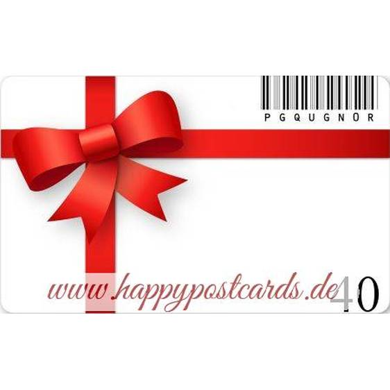 Gift Certificate-40