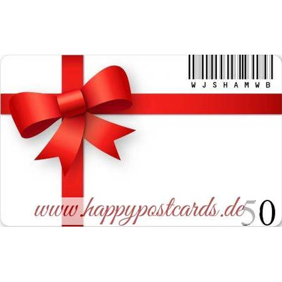 Gift Certificate-50
