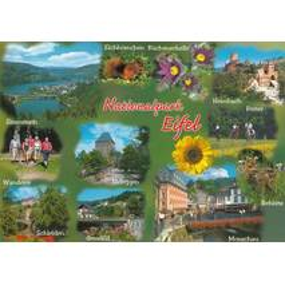 Eifel National Park - Viewcard