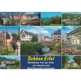 Beautiful Eifel 3 - Viewcard