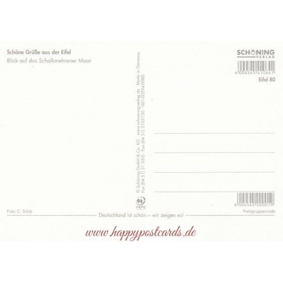 Beautiful Eifel 4 - Viewcard