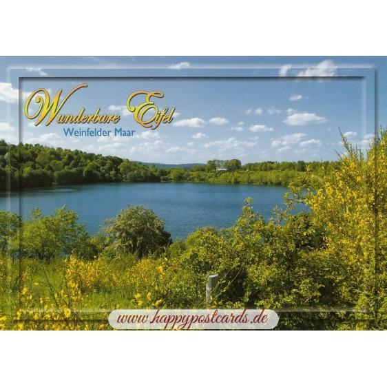 Schöne Eifel 5 - Ansichtskarte
