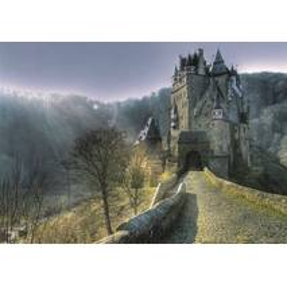 Castle Eltz - Viewcard