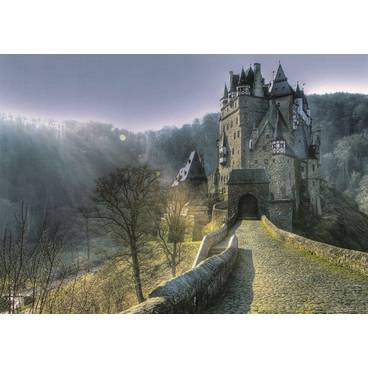Burg Eltz - Ansichtskarte