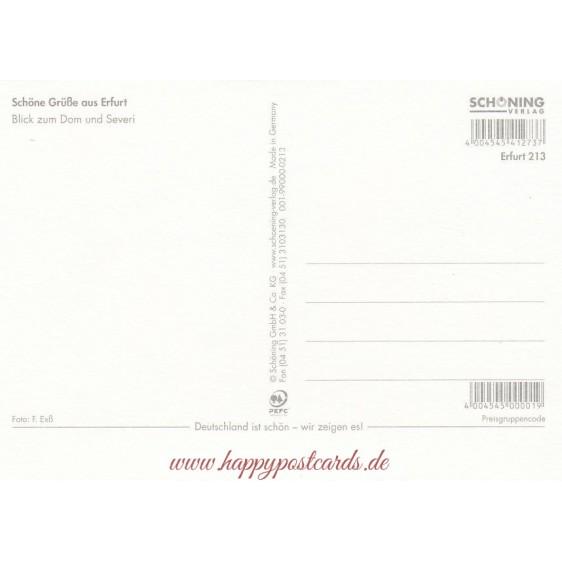 Kiss Erfurt - Viewcard