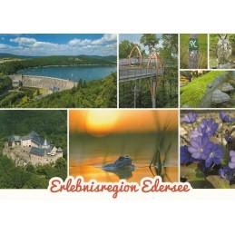 Erlebnisregion Edersee - Postcard