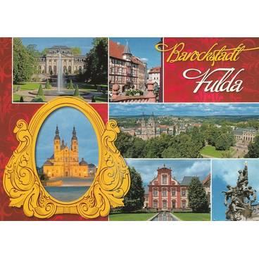 Barockstadt Fulda - Postkarte