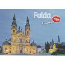Kiss Fulda - Postcard