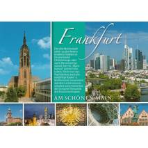 Frankfurt - Chronicle - Viewcard