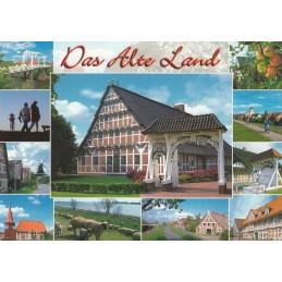 Das Alte Land 3 - Postkarte