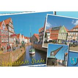 Stade - Postcard