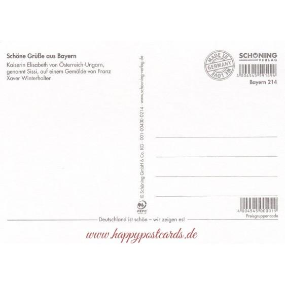 Sissi - Viewcard