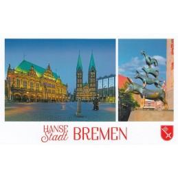 Bremen - HotSpot-Card