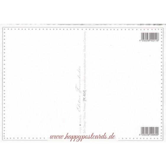 Maria Theresia - Tausendschön - Postcard