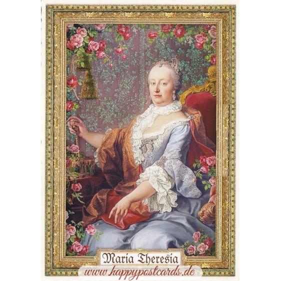 Maria Theresia - Tausendschön - Postkarte