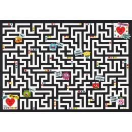 Labyrinth - Lali Postcard