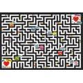 Labyrinth? - Lali Postkarte