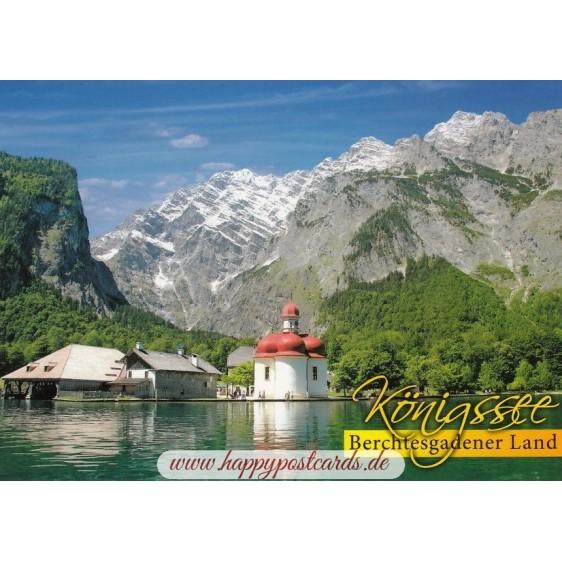 Königssee - Viewcard