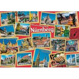 Nürnberg - Stamps - Viewcard